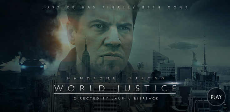 World Justice // Fake Trailer